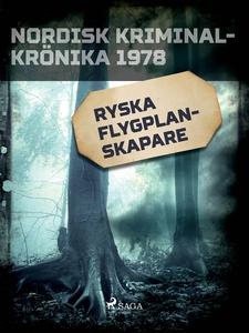 Ryska flygplanskapare (e-bok) av Diverse