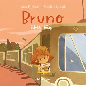 Bruno åker tåg (e-bok) av Cecilia Heikkilä, Ann