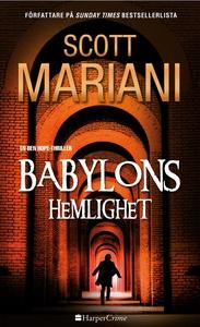 Babylons hemlighet (e-bok) av Scott Mariani