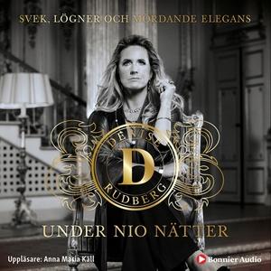 Under nio nätter (ljudbok) av Denise Rudberg