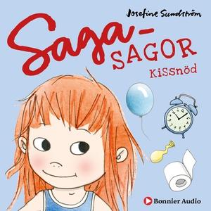 Kissnöd (ljudbok) av Josefine Sundström