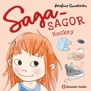 Hockey (ljudbok) av Josefine Sundström