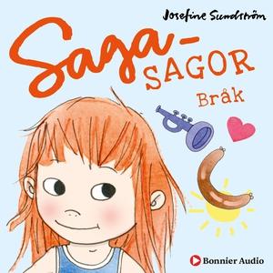 Bråk (ljudbok) av Josefine Sundström