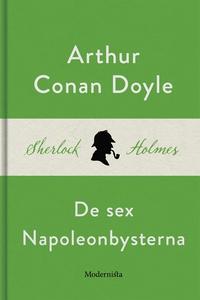De sex Napoleonbysterna (En Sherlock Holmes-nov