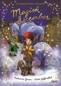 Magisk december (e-bok) av Katarina Genar