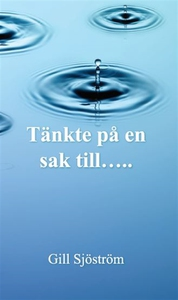 Tänkte på en sak till... (e-bok) av Jill Sjöstr