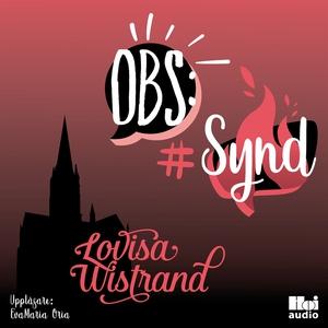 OBS: Synd (ljudbok) av Lovisa Wistrand