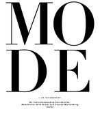 Mode - en introduktion