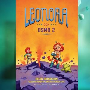 Leonora och Osmo 2 (ljudbok) av Helen Johansson