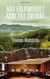 När folkmordet kom till Sverige : Om en advokat