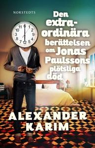 Den extraordinära berättelsen om Jonas Paulsson