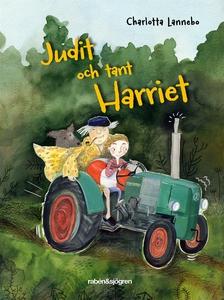 Judit och tant Harriet (e-bok) av Charlotta Lan