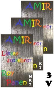 AMIR Låtsasstorebror (3 versioner) (e-bok) av R