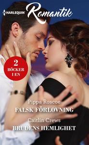 Falsk förlovning/Brudens hemlighet (e-bok) av C