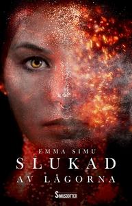 Slukad av Lågorna (e-bok) av Emma Simu