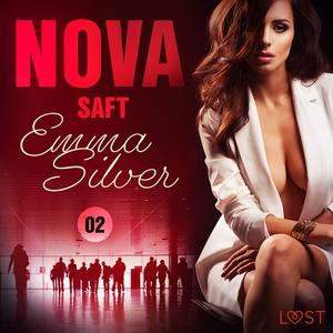 Nova 2: Saft (ljudbok) av Emma Silver
