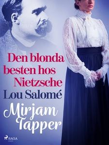 Den blonda besten hos Nietzsche - Lou Salomé (e