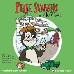 Pelle Svanslös åker båt (ljudbok) av Gösta Knut