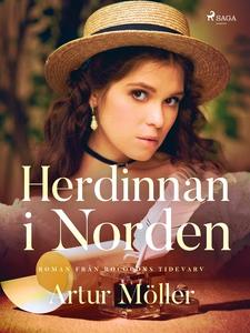 Herdinnan i Norden (e-bok) av Artur Möller