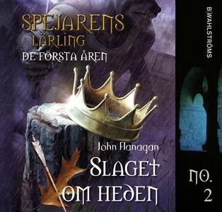 Slaget om heden (ljudbok) av John Flanagan