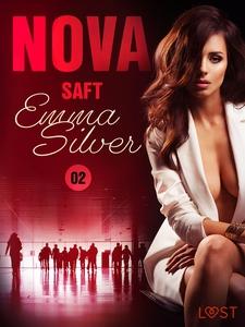 Nova 2: Saft (e-bok) av Emma Silver