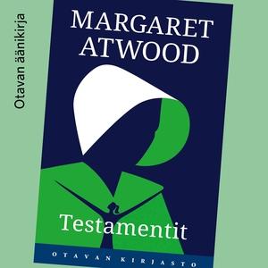 Testamentit (ljudbok) av Margaret Atwood
