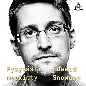Pysyvästi merkitty (ljudbok) av Edward Snowden