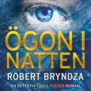 Ögon i natten (ljudbok) av Robert Bryndza