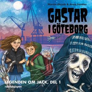 Gastar i Göteborg (ljudbok) av Martin Olczak