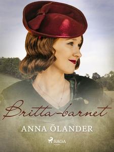 Britta-barnet (e-bok) av Anna Ôlander
