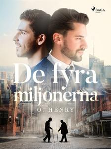 De fyra miljonerna (e-bok) av O. Henry
