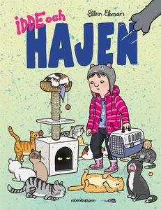 Idde och Hajen (e-bok) av Ellen Ekman