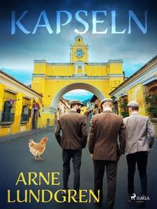 Kapseln (e-bok) av Arne Lundgren