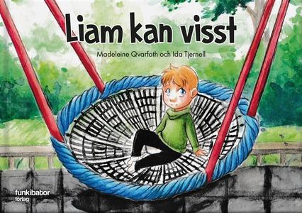 Liam kan visst (ljudbok) av Madeleine Qvarfoth