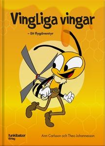 Vingliga vingar : ett flygäventyr (e-bok) av Th