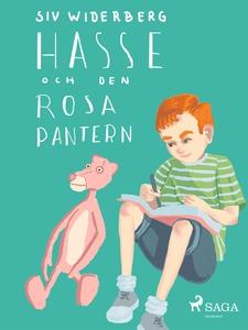 Hasse och den rosa pantern (e-bok) av Siv Wider