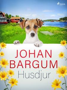 Husdjur (e-bok) av Johan Bargum