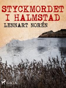 Styckmordet i Halmstad (e-bok) av Lennart Norén