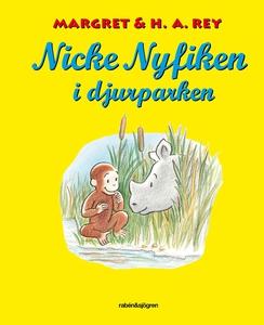 Nicke Nyfiken i djurparken (e-bok) av Margret R
