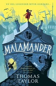 Malamander (e-bok) av Thomas Taylor