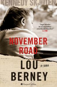 November Road (e-bok) av Lou Berney