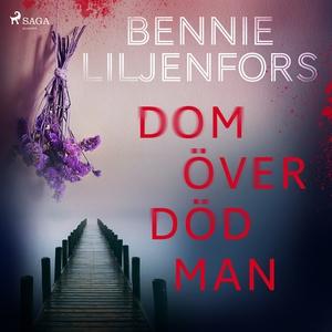 Dom över död man (ljudbok) av Bennie Liljenfors