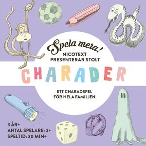 Spela mera : Charader (e-bok) av Nicotext Förla
