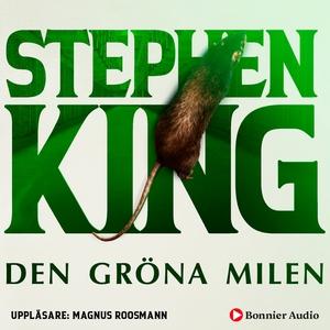 Den gröna milen (ljudbok) av Stephen King