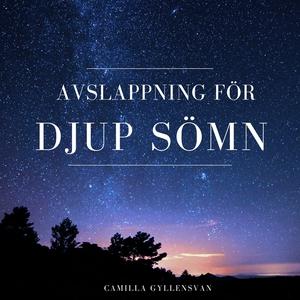 Avslappning för djup sömn (ljudbok) av Camilla