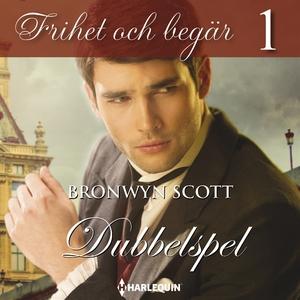 Dubbelspel (ljudbok) av Brronwyn Scott
