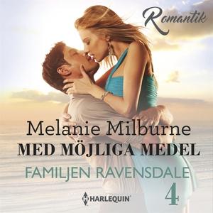 Med möjliga medel (ljudbok) av Melanie Milburne