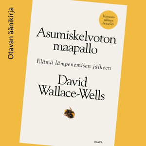 Asumiskelvoton maapallo (ljudbok) av David Wall