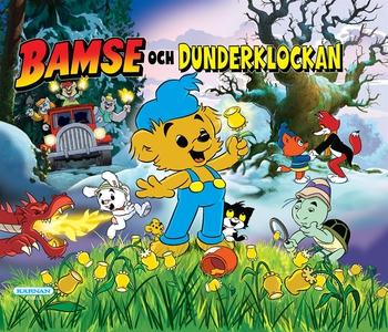Bamse och Dunderklockan (e-bok) av Joakim Gunna