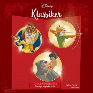 Disney klassiker (ljudbok) av Disney